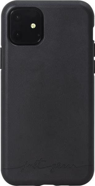 Bigben Just Green Organic Case (iPhone 11) - Röd