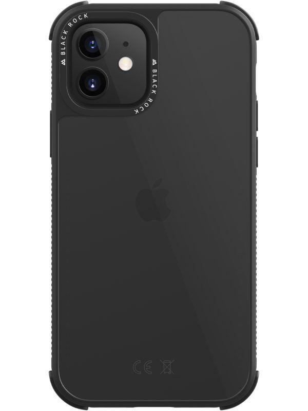 Black Rock Robust Transparent Case (iPhone 12/12 Pro)
