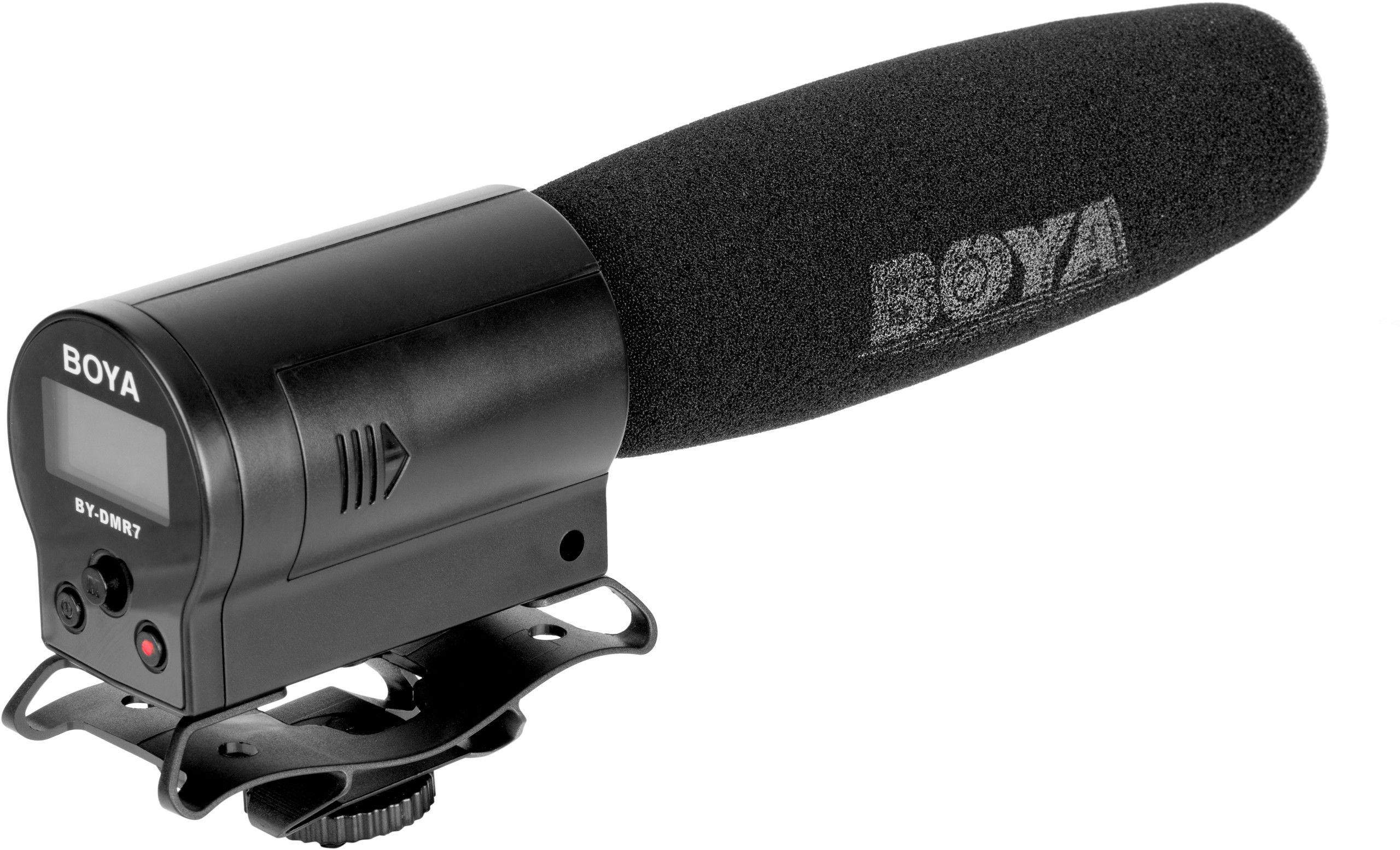 Boya BY-DMR7 Mikrofon 3,5 mm