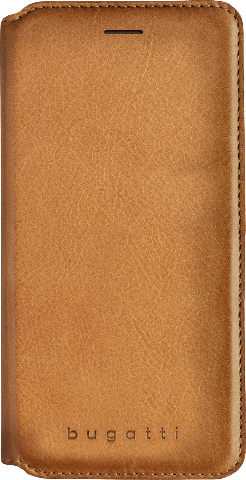 Bugatti Parigi Book Cover (iPhone X/Xs) - Brun