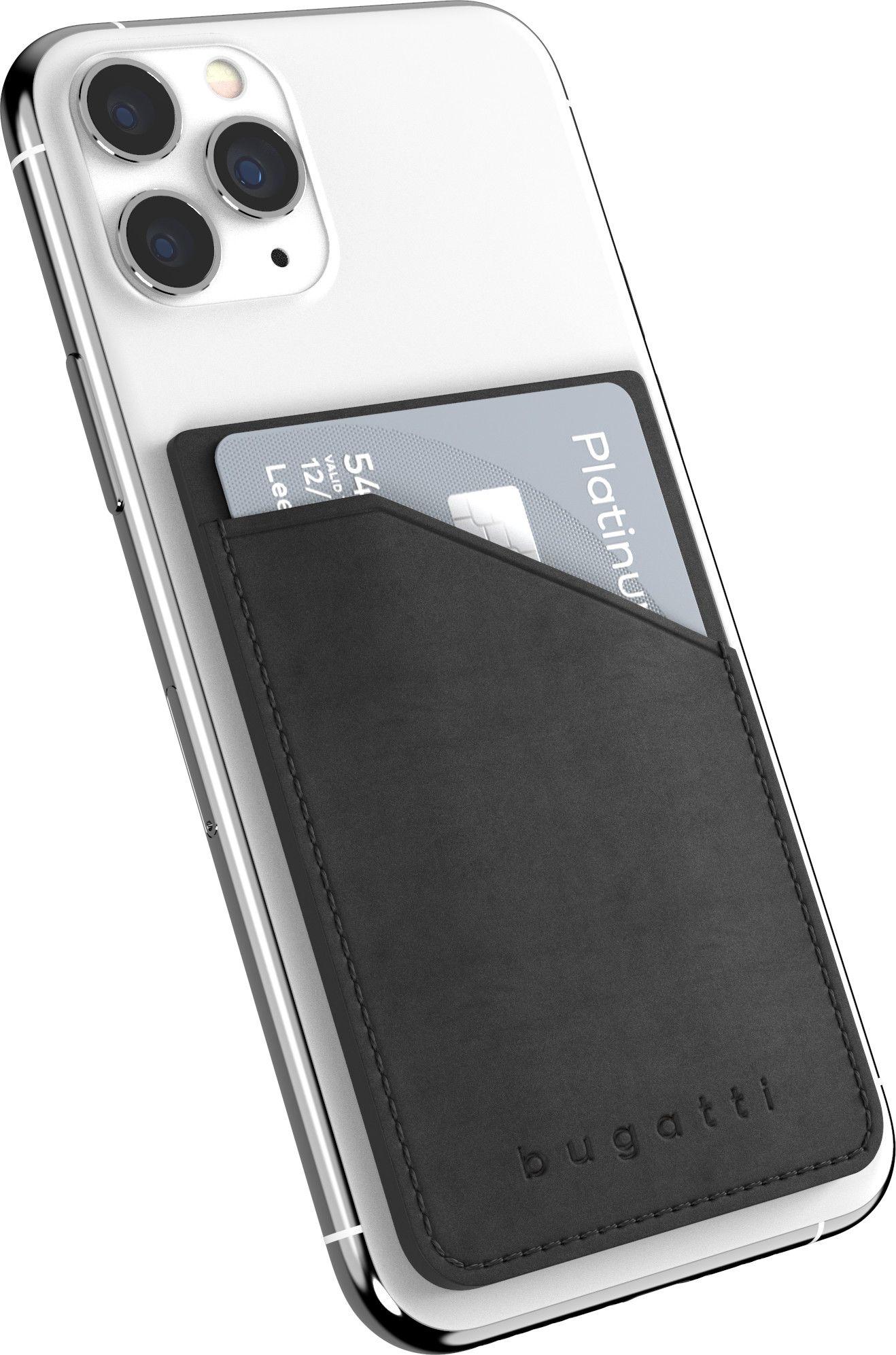 Bugatti Praga Universal Card Pocket - Svart