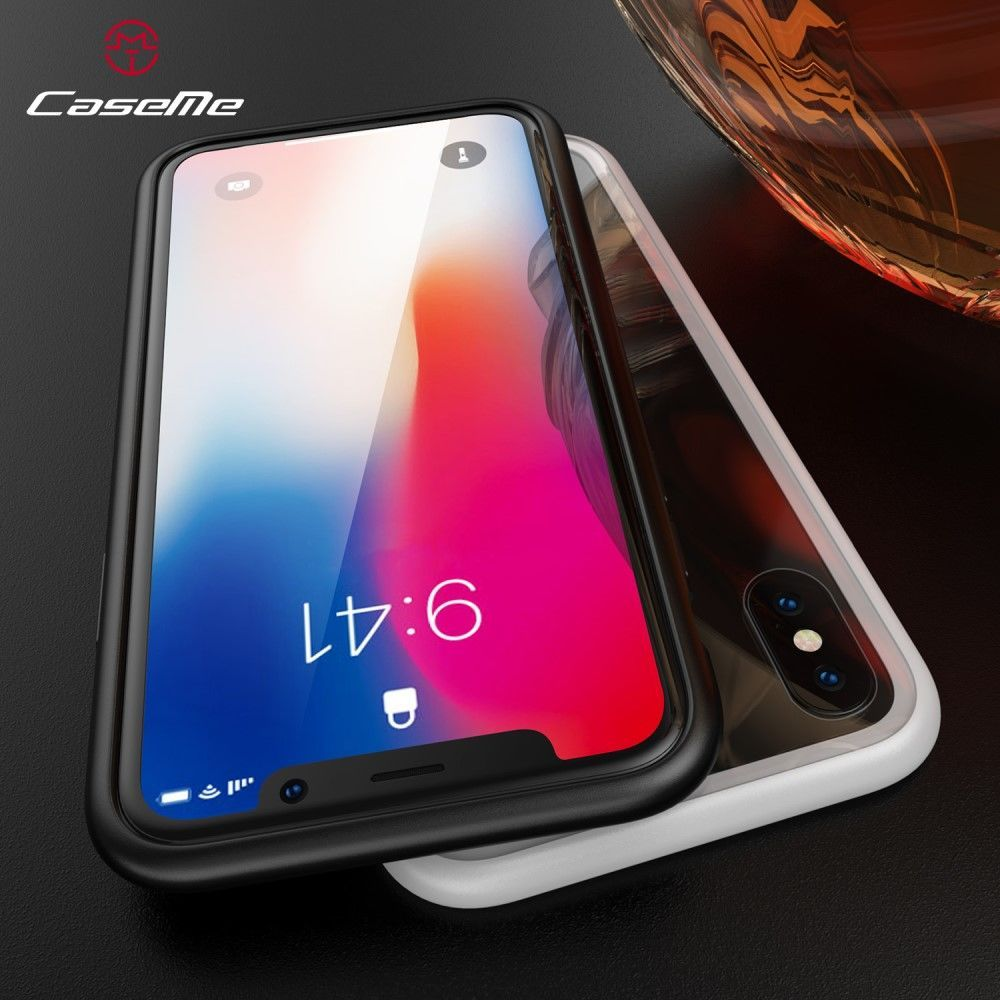 CaseMe Detachable Magnetic Cover (iPhone X/Xs)