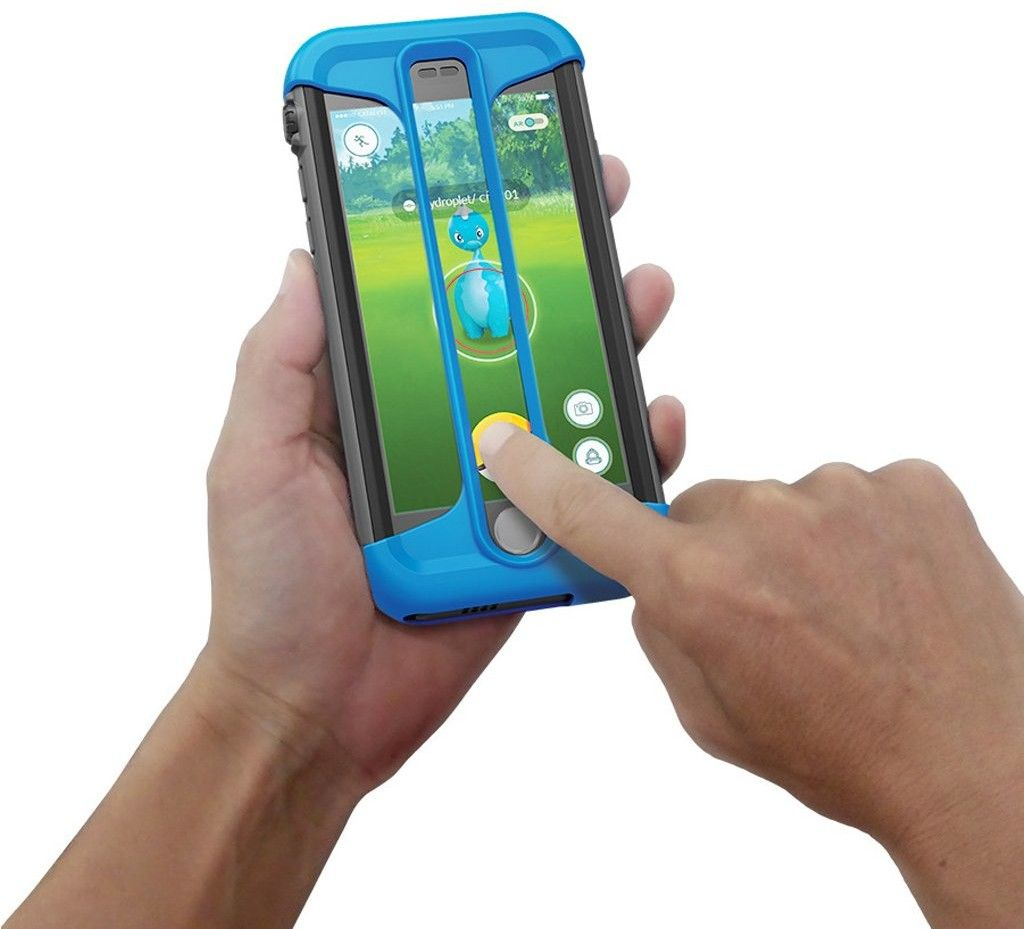 Iphone 5 skal pokemon