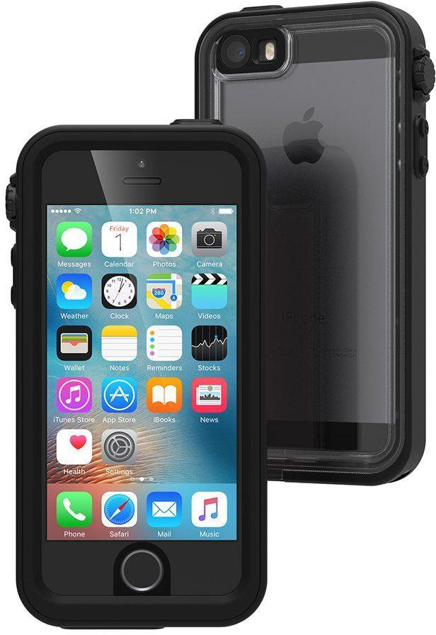 Catalyst Waterproof Case (iPhone 5/5S/SE) – Svart