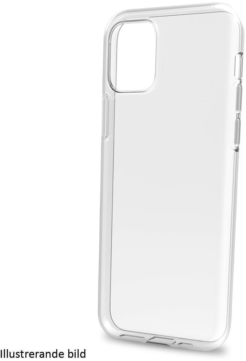 Celly Gelskin Cover (iPhone 11 Pro) - Svart