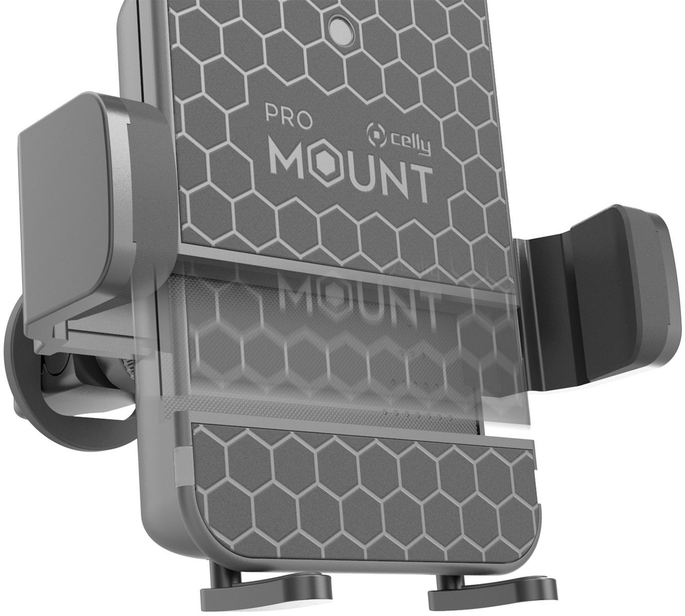 Celly Mount Charge Qi (iPhone)