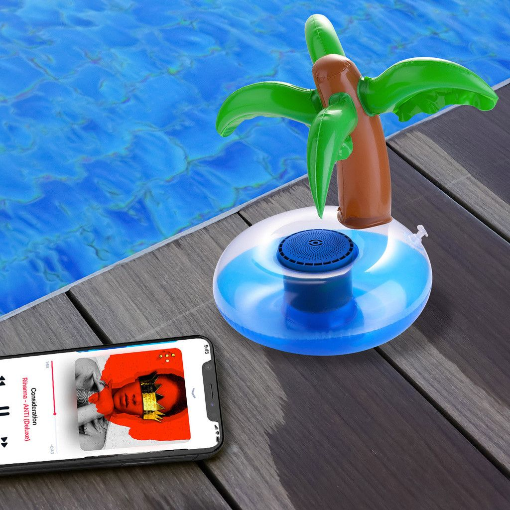 Celly PoolSpeaker Palm