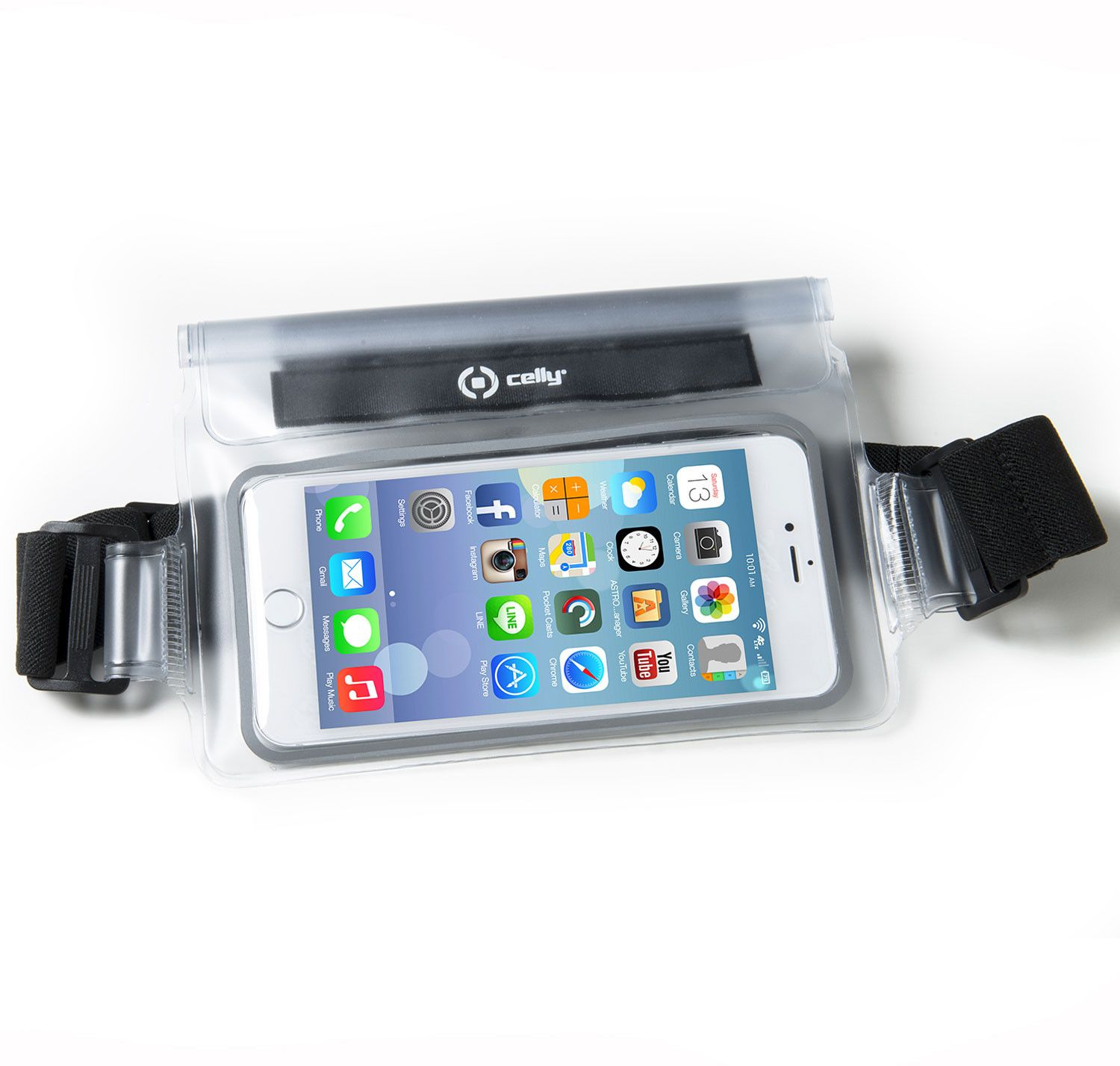 Celly Splash Belt (iPhone)