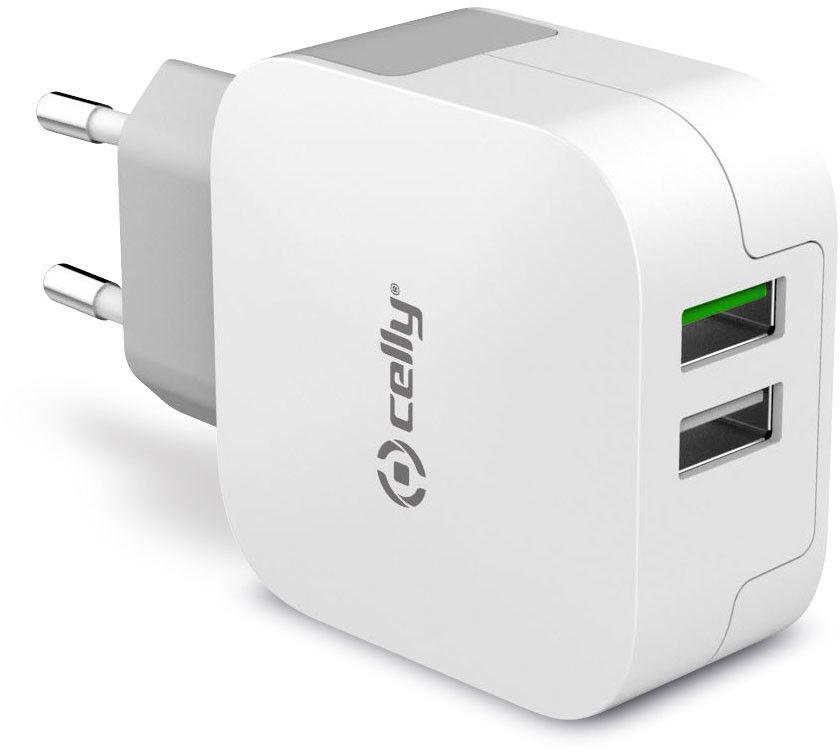 Celly Wall Charger 3,4A