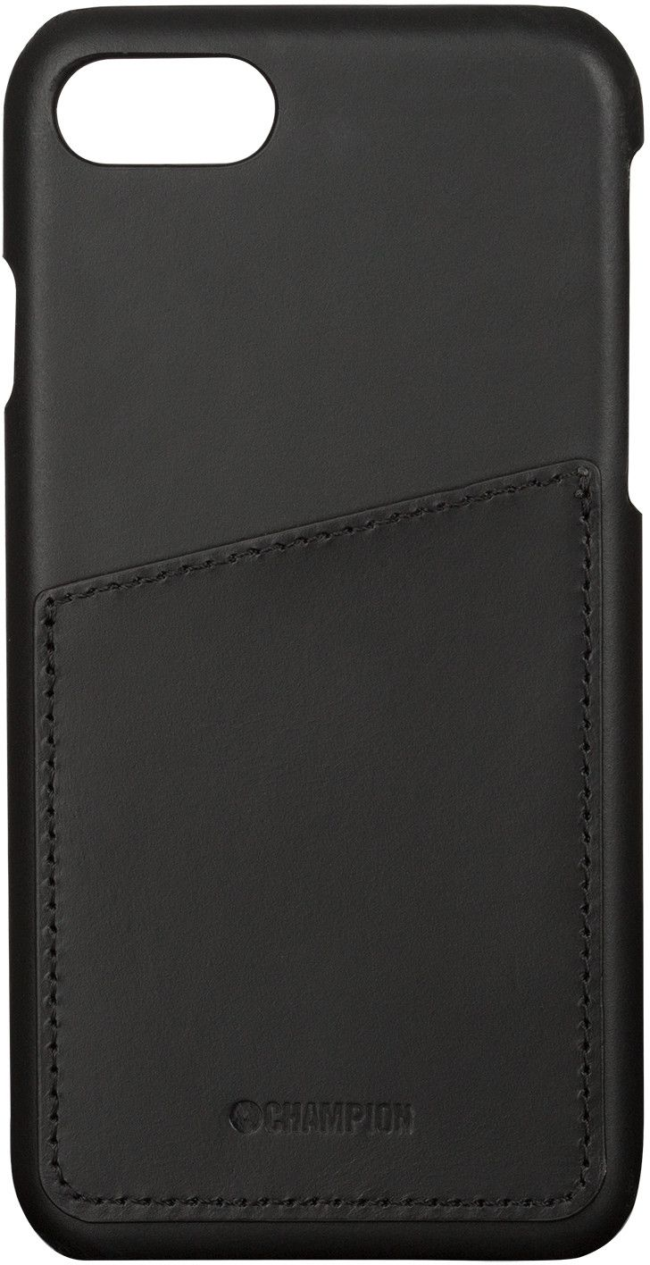 Champion Classic Leather Case (iPhone 8 7) - iPhonebutiken.se 445cc1c2dc9b6