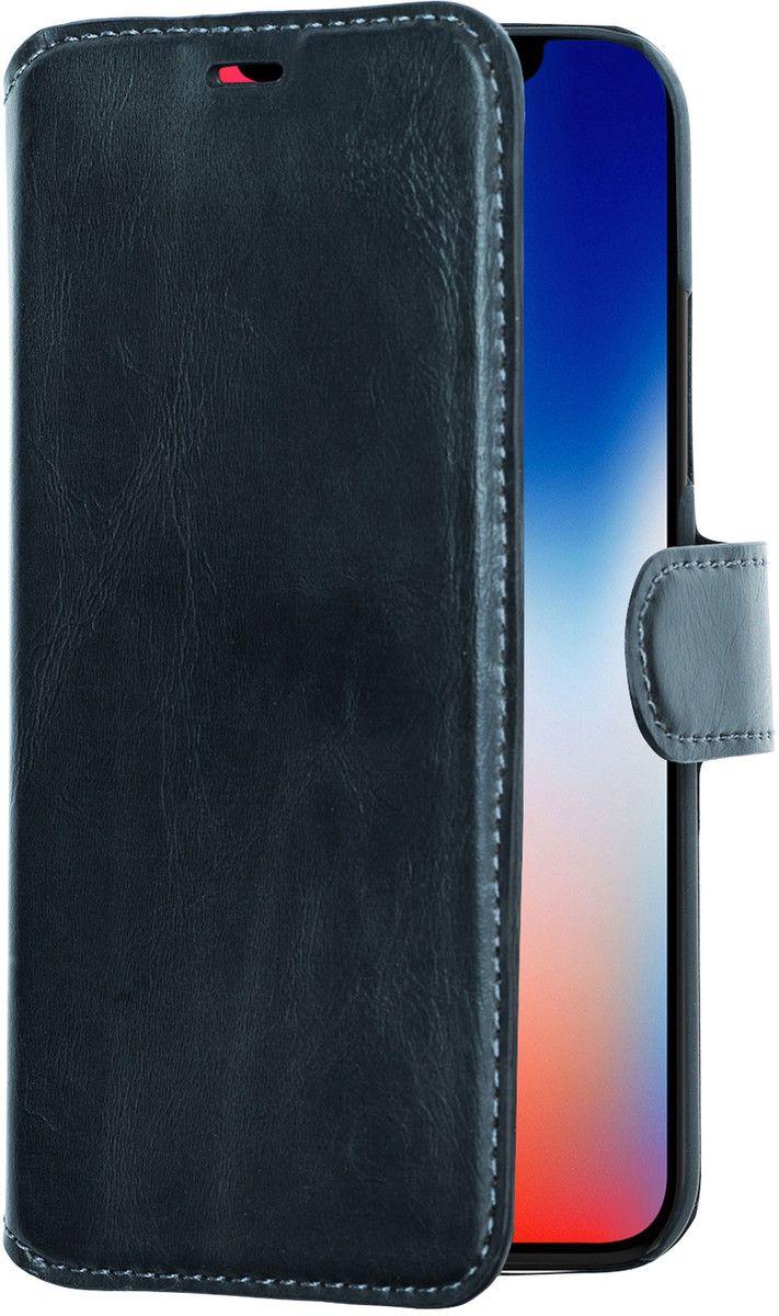 Champion Slim Wallet Case (iPhone X/Xs) - Brun