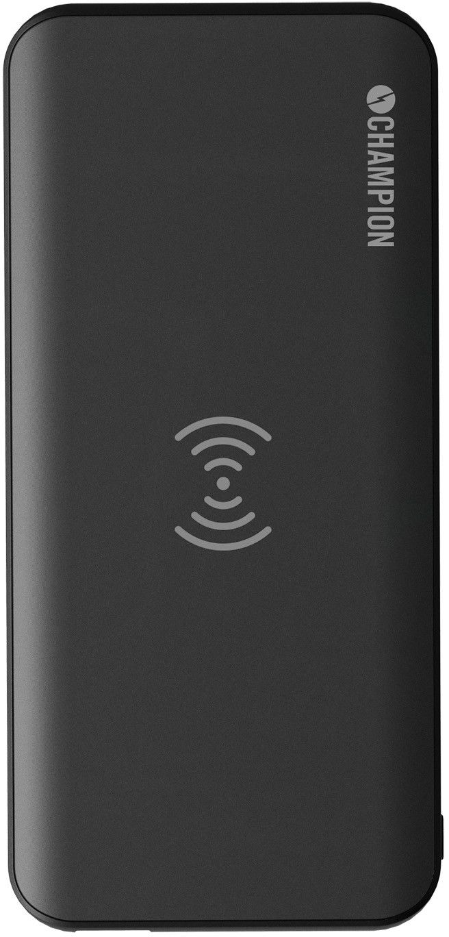 Champion Wireless Powerbank Qi 8000mAh
