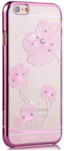 Comma Crystal Flora (iPhone 6(S) Plus) - Rosa