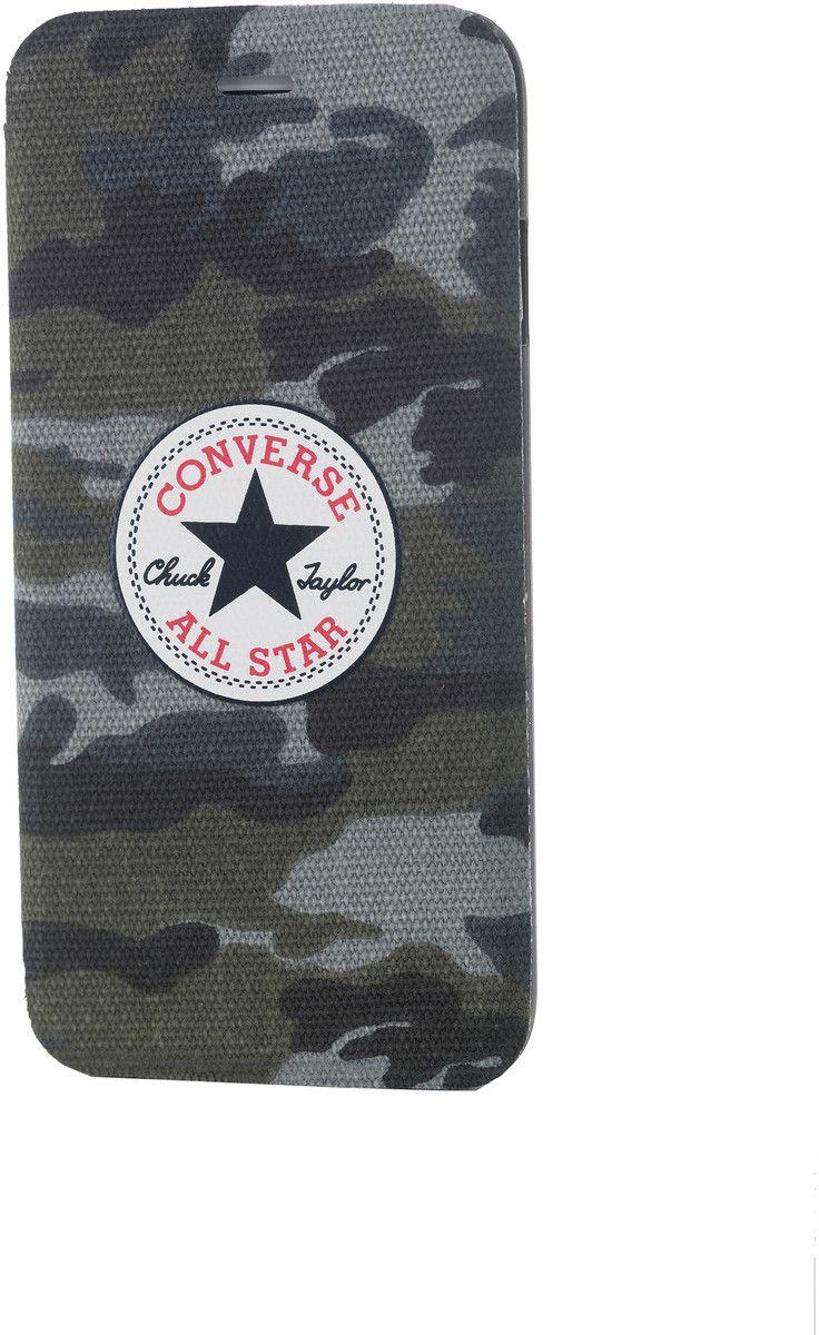 Converse Canvas (iPhone 6/6S) - Camo