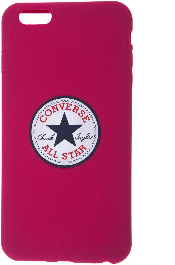 Converse Silikon (iPhone 6(S) Plus) - Rosa