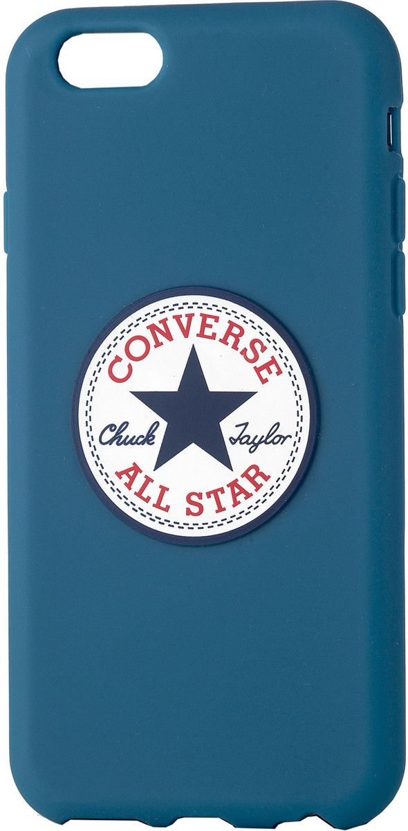 Converse Silikon (iPhone 6/6S) - Blå
