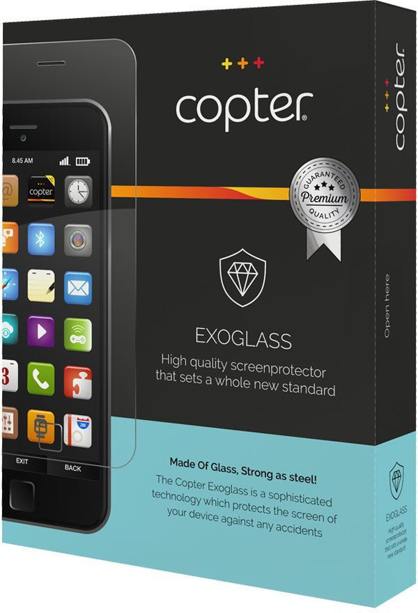 Copter Exoglass (iPad Pro 10,5)