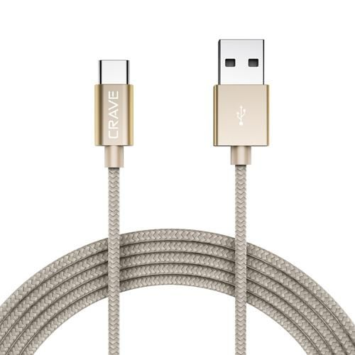 Crave USB-C to USB-A Cable - 0,9 m