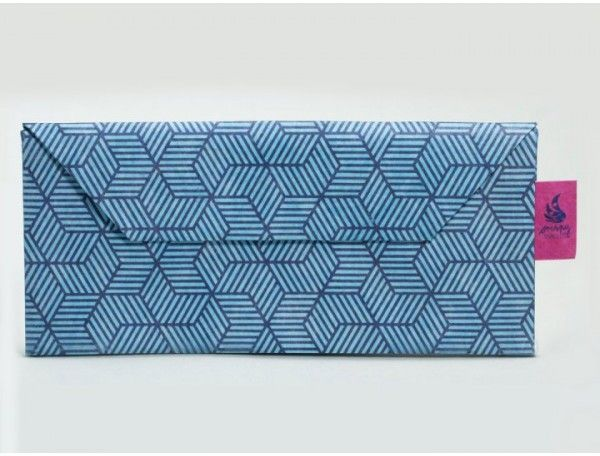 CrispyWallet - 3D Sleeve (iPhone 6/6S) - Grå
