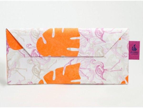 CrispyWallet - Flamingo Sleeve (iPhone 6/6S)