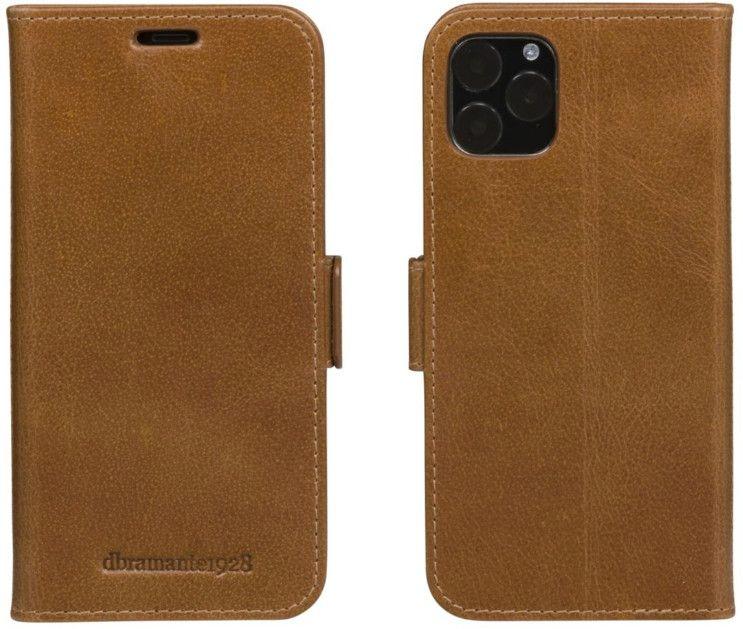 Dbramante1928 Copenhagen Slim (iPhone 11 Pro Max) - Brun