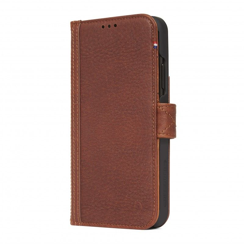 Decoded Drop Protection Wallet (iPhone Xr) - Brun