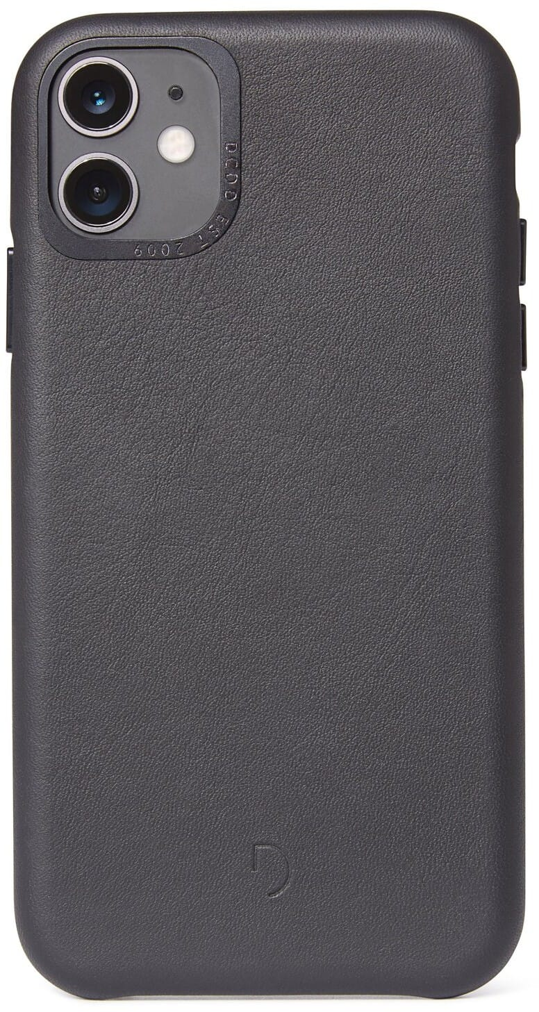 Decoded Leather Back Cover