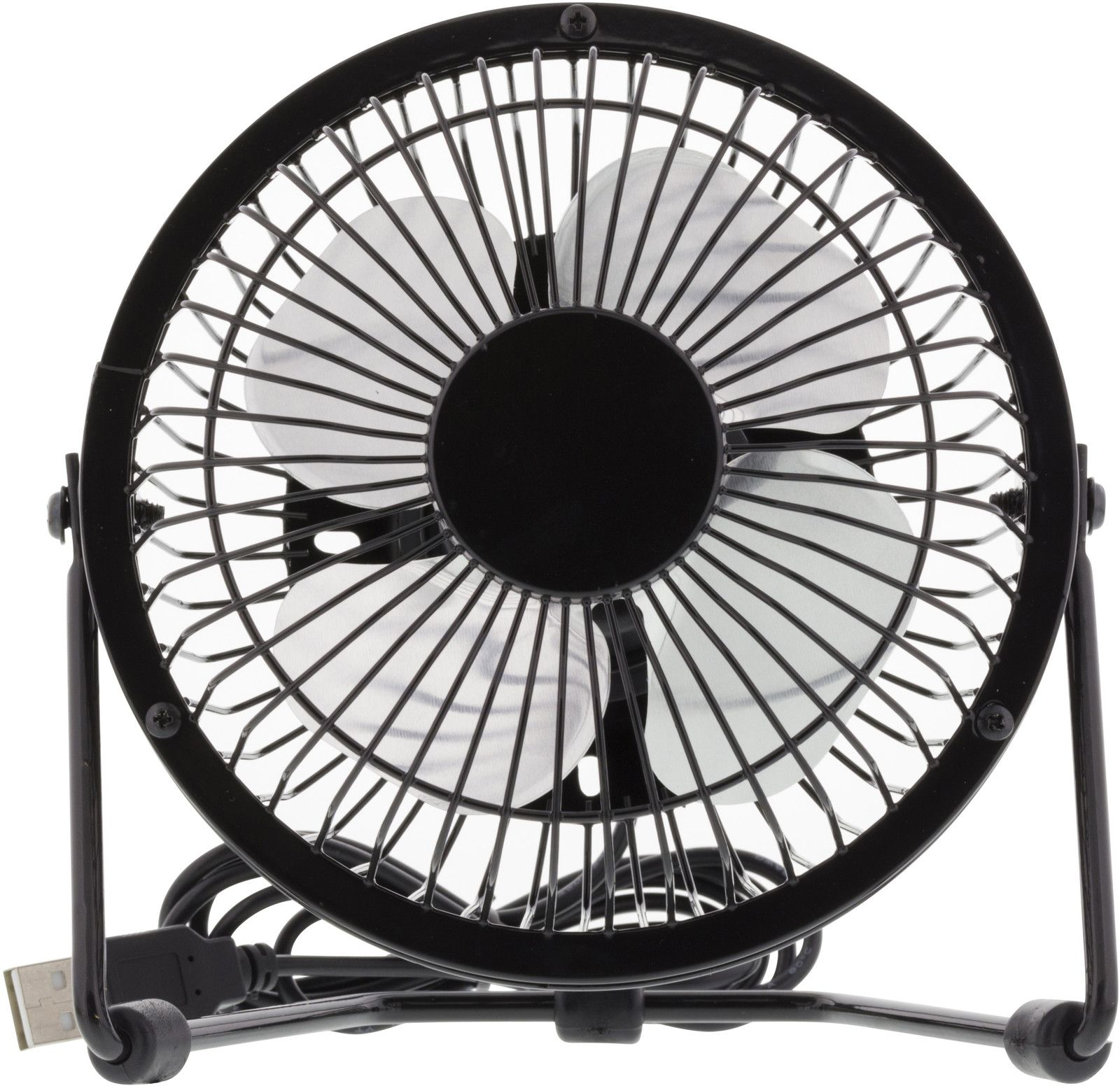Deltaco 360 Adjustable USB Table Fan