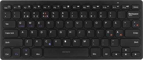 Deltaco Bluetooth-tangentbord
