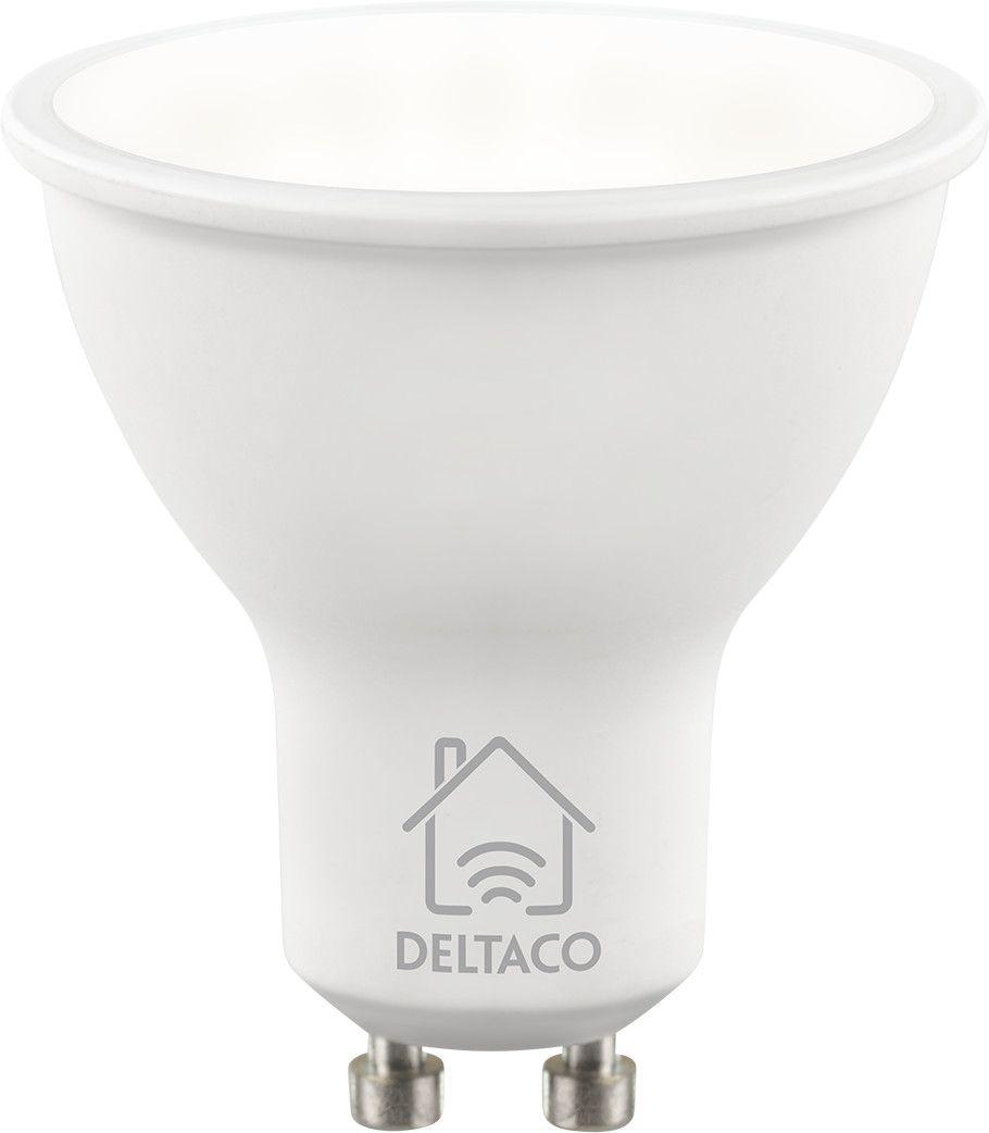 Deltaco Smart Home LED-lamp GU10