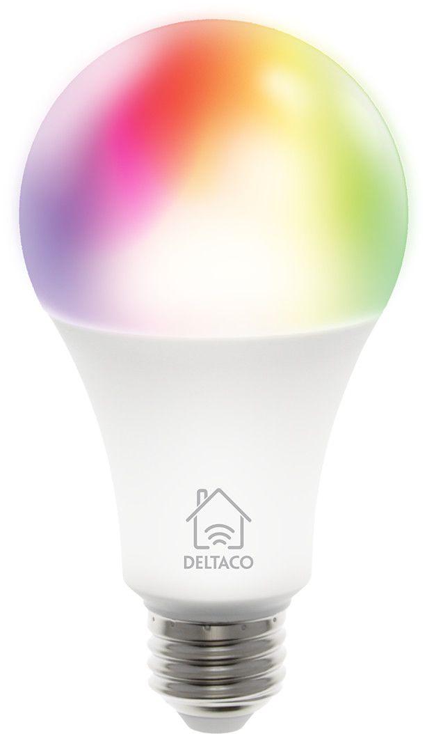 Deltaco Smart Home Smart Bulb E27 RGB