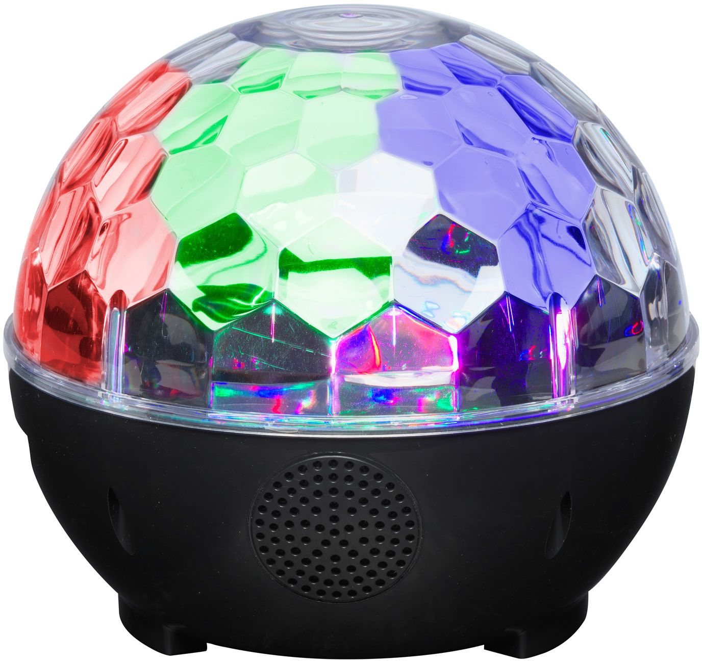 Denver Bluetooth Speaker Disco Light