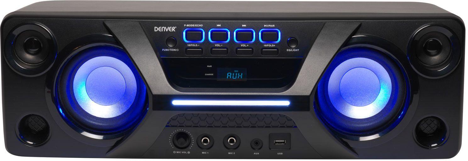 Denver BTB-410NR Bluetooth-högtalare