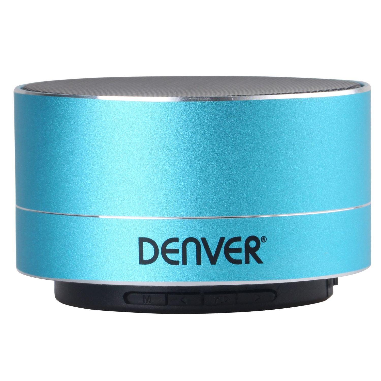 Denver BTS-32 Bluetooth-högtalare - Blå