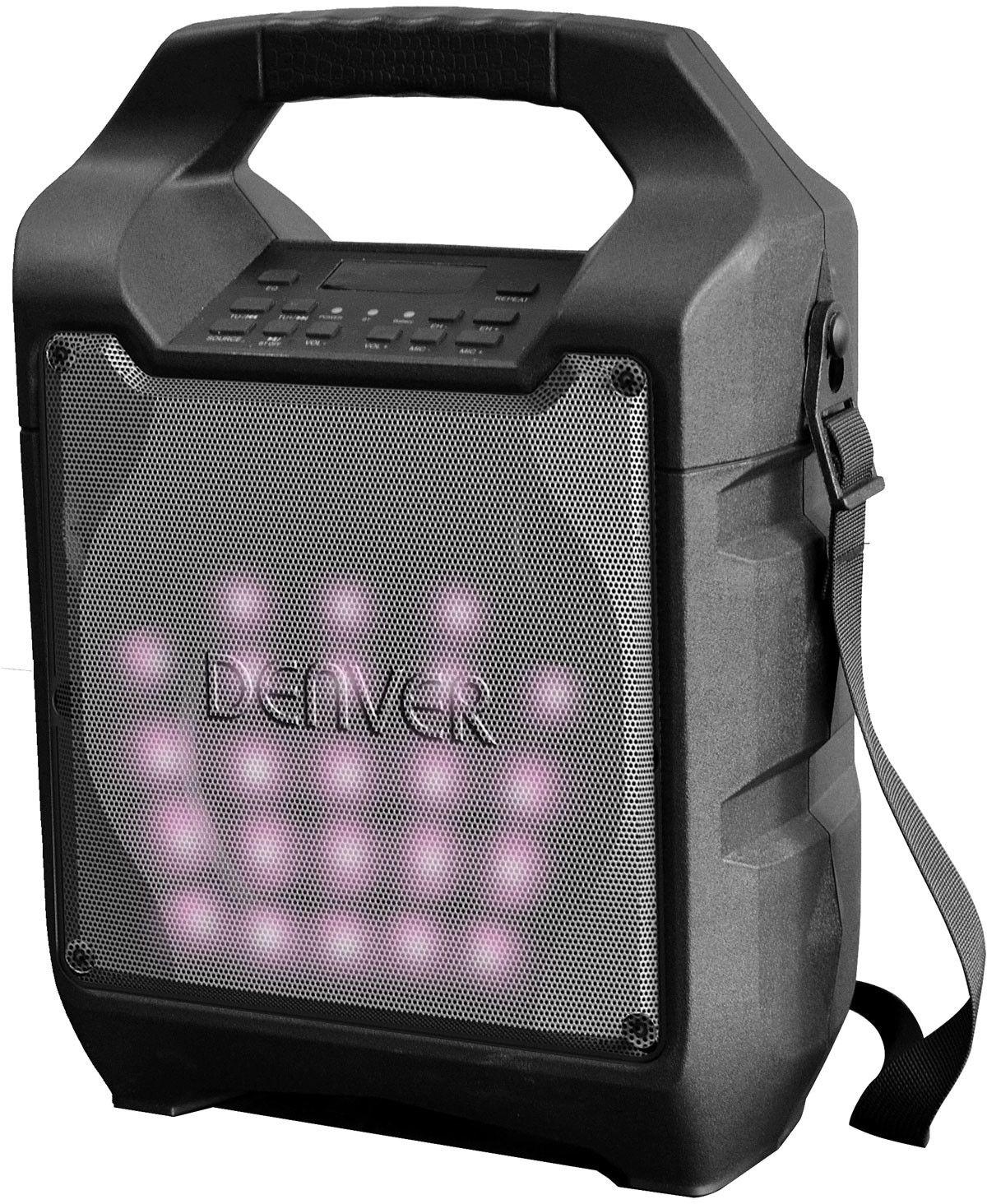 Denver TSP-205 - Bluetooth-högtalare