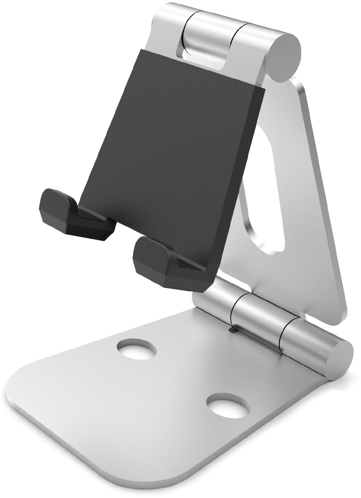 Desire2 Rotatable Stand (iPhone/iPad) - Silver