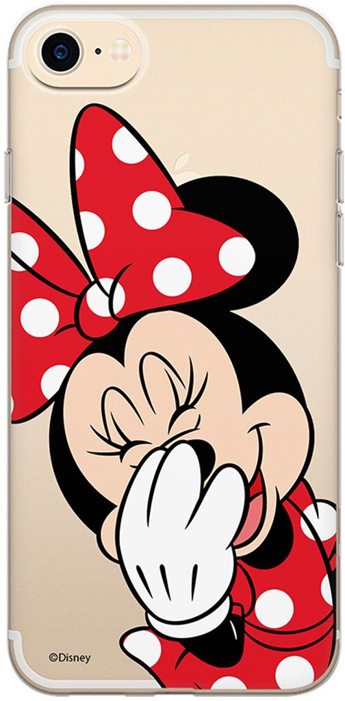 Disney Mobilskal Mimmi (iPhone SE2/8/7)