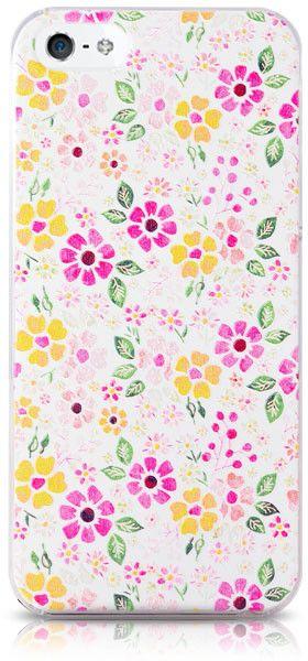 DS.Styles Fancy Flowers (iPhone 5/5S/SE)