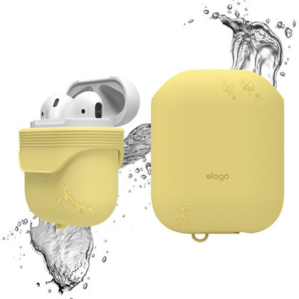 Elago AirPods Waterproof Case for AirPods Case - Rosa