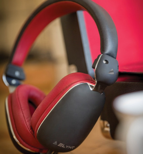 Elyxr Fusion On-Ear Headphones