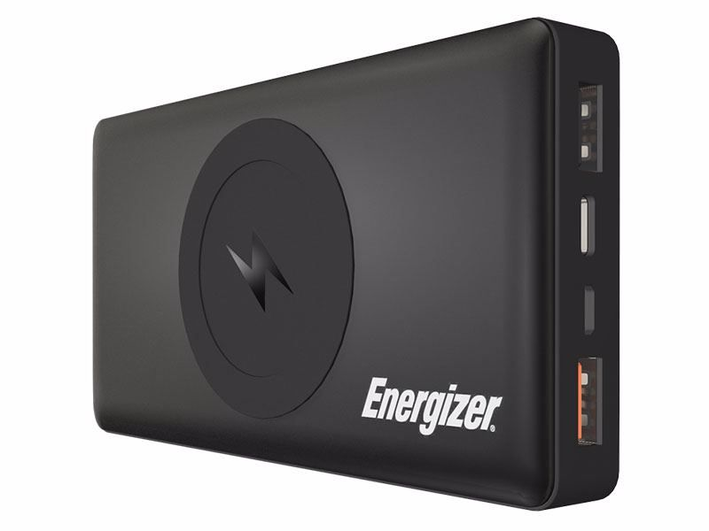 Energizer QE10000CQ Wireless Power Bank