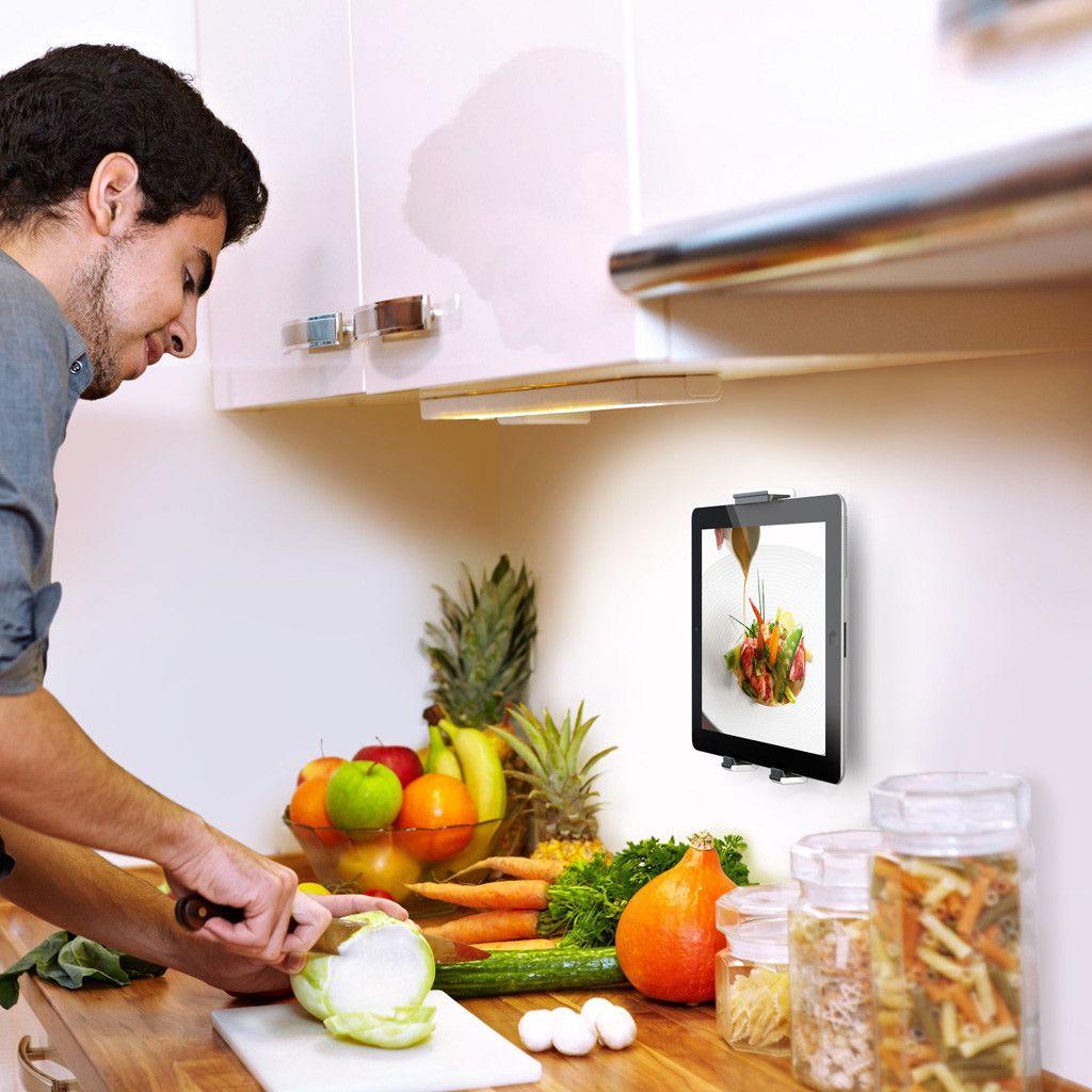 Exelium Tablet Holder Wall Mount Ipad Iphonebutiken Se