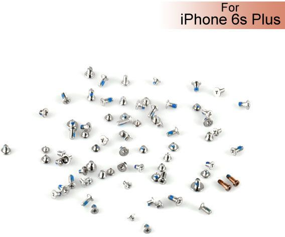 Extra Skruvar Komplett set (iPhone 6S Plus) - Roséguld