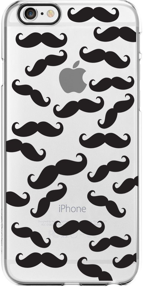 Flavr iPlate Moustaches Case (iPhone 6/6S)