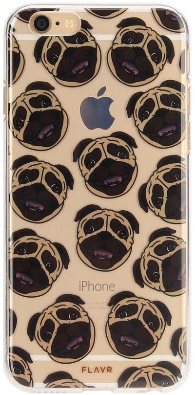 Flavr iPlate Pugs (iPhone 6/6S)