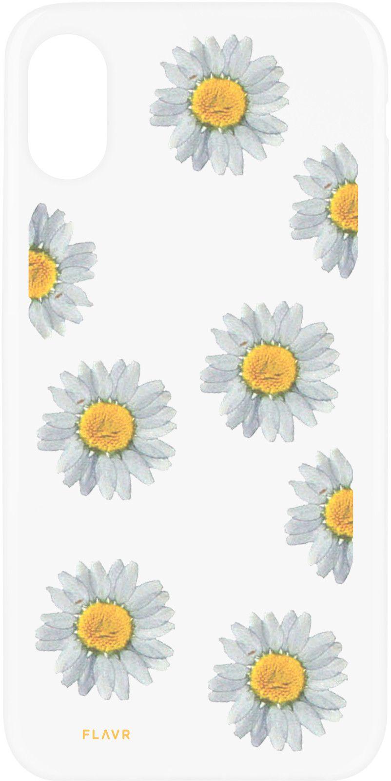 Flavr iPlate Real Flowers Daisy