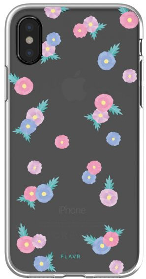 Flavr iPlate Tiny Flowers (iPhone X/Xs)