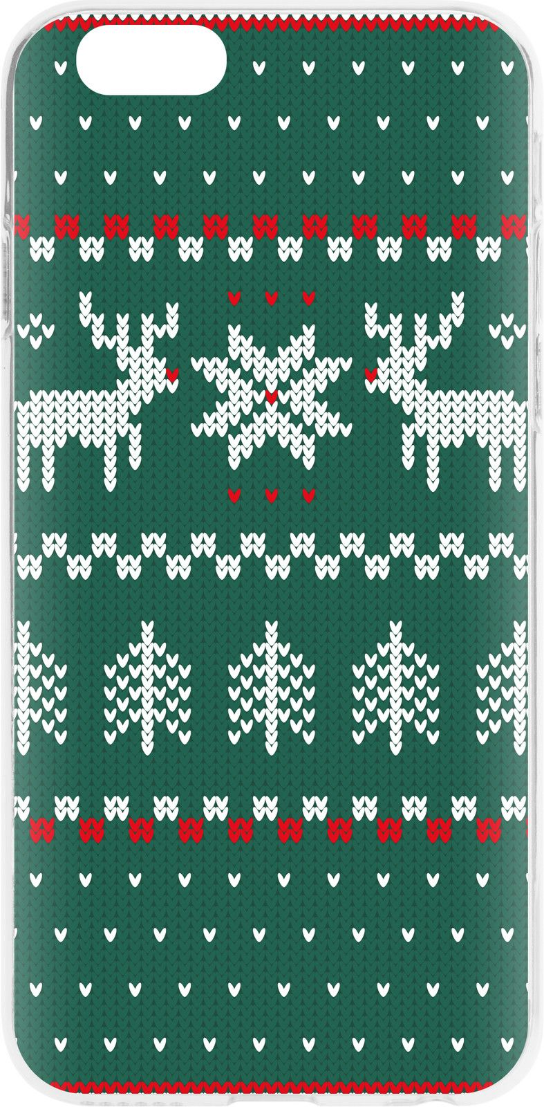 Flavr Xmas Reindeer Sweater (iPhone 6/6S)