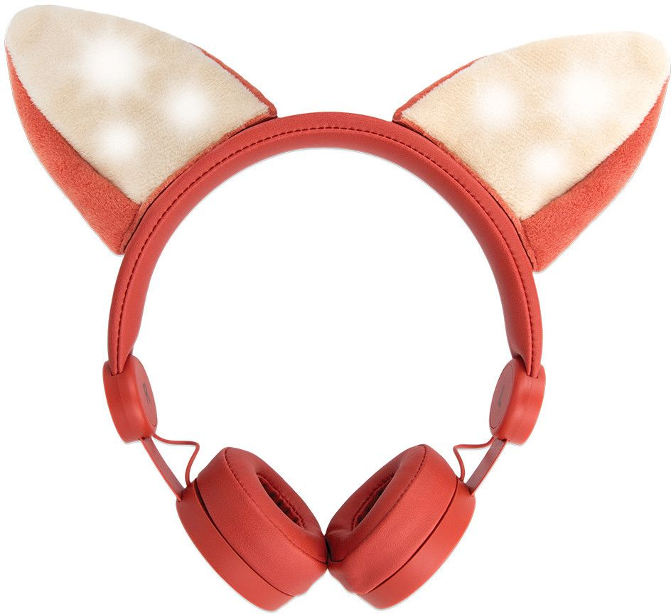 Forever Sweet Animal Headphones - Foxy