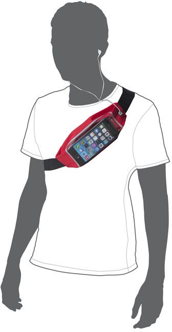 Forever Window Waist Bag (iPhone Xs Max/Plus)